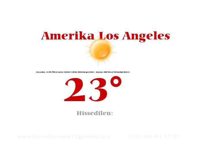 Çarşamba, 15:00 PDT'ye kadar Sahilde Tehlike Bildirimi geçerlidir.  Kaynak: ABD Ulusal Meteoroloji Dairesi